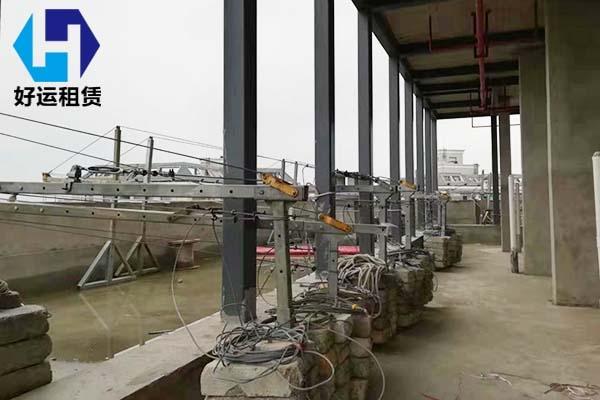 标准安装悬挂机构