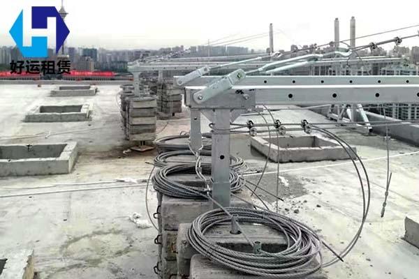 屋面悬挂机构